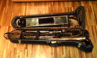Bach テナーバストロンボーン